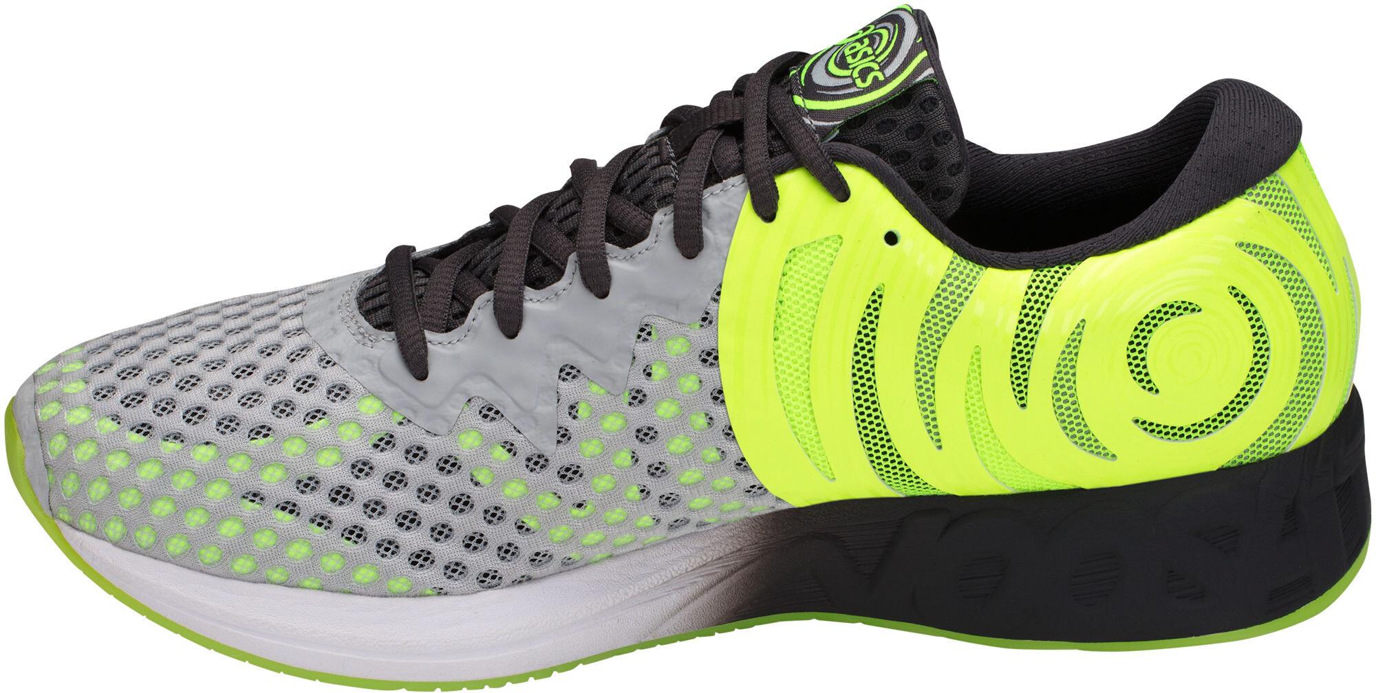 asics Noosa FF 2 - Chaussures running Homme - gris vert sur CAMPZ ! b42e58028b1a